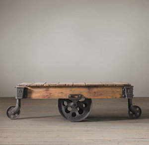 Restoration Factory Cart - $995.00
